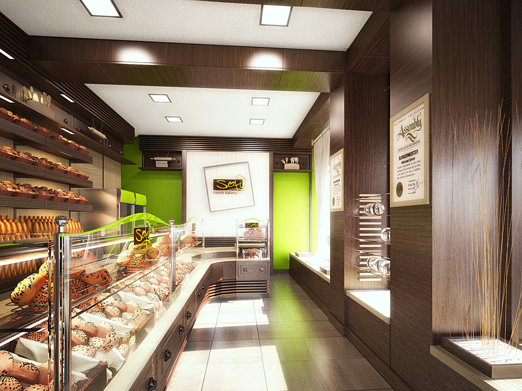 French Bakery Design FRENCH BAKERY , Dynamic Design View French Bakery  Design